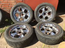 Колеса Ford Expedition 20""