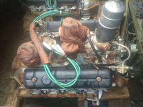 Двигатель газ-53 66 с хранения новый в сборе