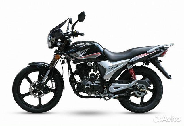 Мотоцикл Wels Gold Sport 2 сс