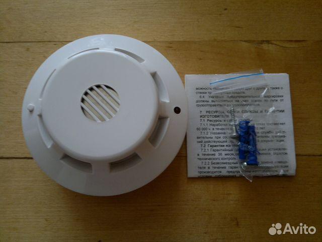 Как заменить тепловой извещатель на дымовой