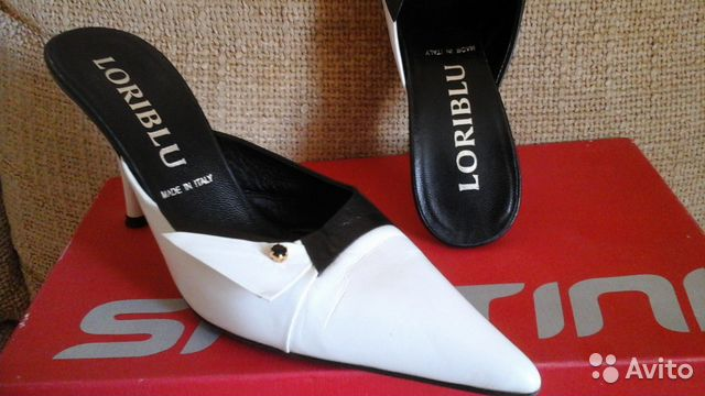 Купить женские сабо Италия Закрытые сабо в интернет