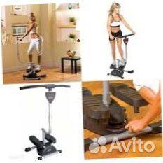 комплекс видео упражнений для тренажера кардио твистер