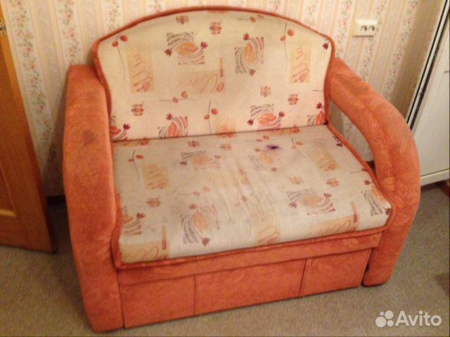 Мягкую мебель   б.у из рук