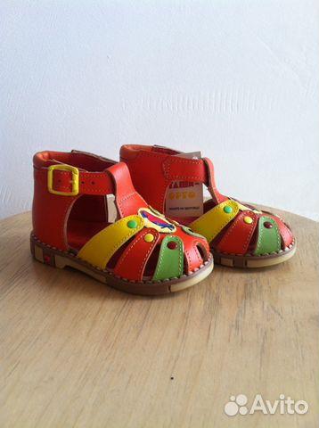 Новые сандали купить 1