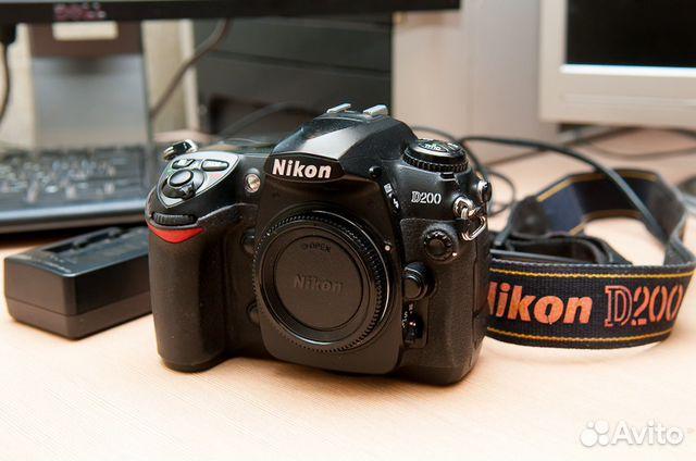 Цифровые фотоаппараты canon 30d 40d 50d nikon d80 d200