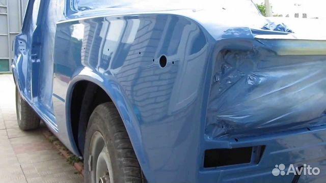 Покраска авто металликом своими руками в гараже 52