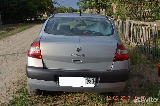 В продаже Renault Megane, 2004 по лучшей цене c комментариями