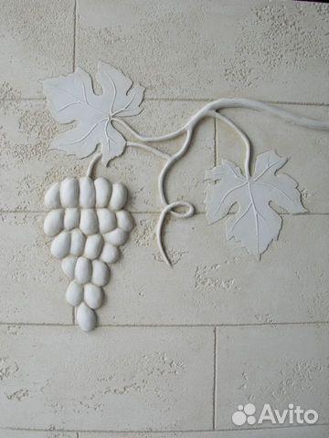 Как сделать рисунок из штукатурки на стене
