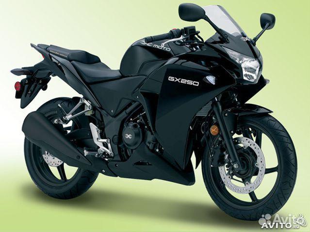 X-Moto GX 250 (Черный) купить в Краснодарском крае на Avito ...