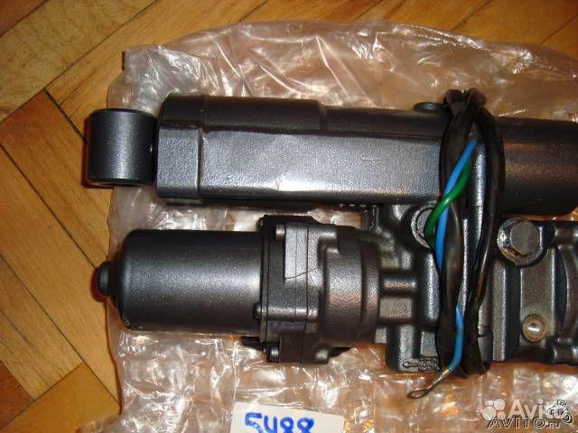 гидравлический подъемник для лодочного мотора ямаха
