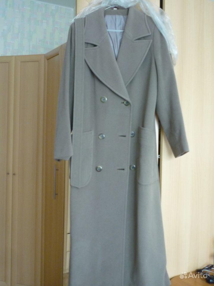 b224882a790 Пальто двубортное Вымпел купить в Москве на Avito.