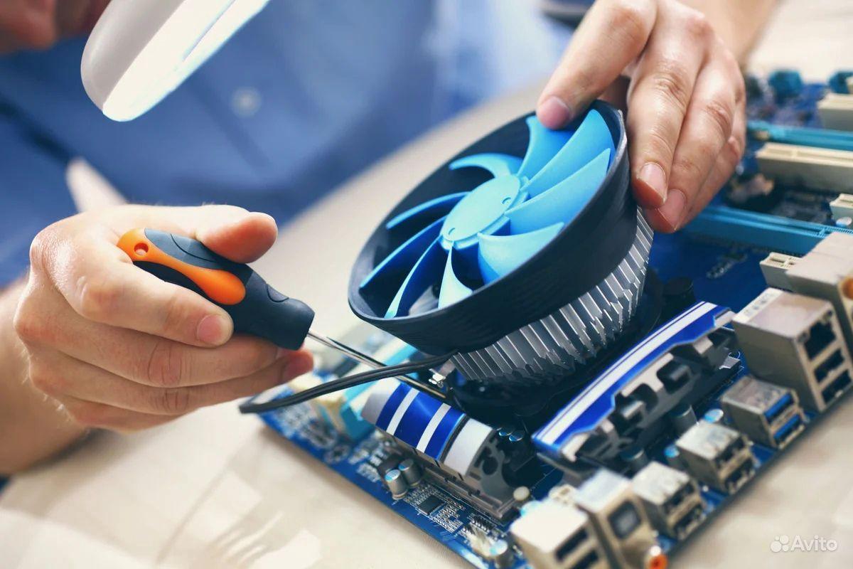 Собираю и ремонтирую персональные компьютеры купить на Вуёк.ру - фотография № 1