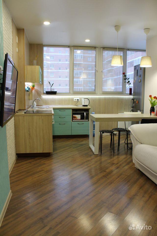 2-к квартира, 43 м², 1/8 эт.