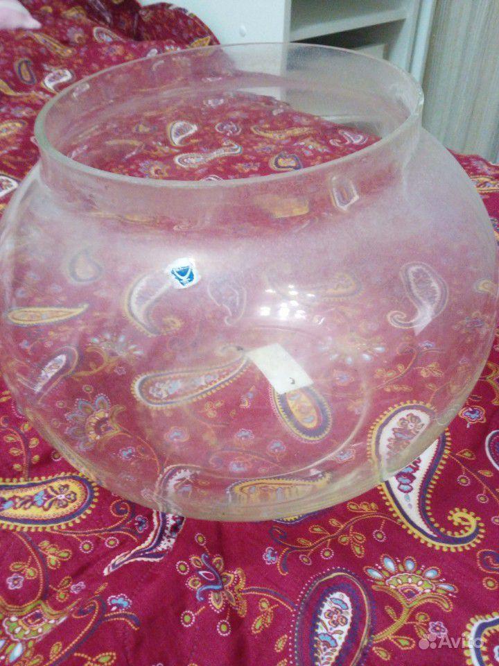 Круглый аквариум купить на Зозу.ру - фотография № 1
