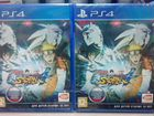 Naruto Shippuden Ultimate Ninja Storm 4 PS4 Рус