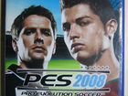 Sony Playstation 2 CD игра футбол PES 2008