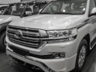 Middle East для Toyota Land Cruiser 200 2016-2017