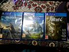 Horizon, Final Fantasy XV, Fallout 4 ps 4