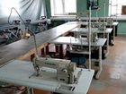 Сдается готовый швейный цех 350м2