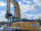 Гусеничный экскаватор sany SY335C, 35 тонн