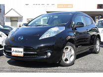 Nissan Leaf, 2012, с пробегом, цена 385000 руб.