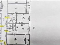 1-к. квартира, 47м², 8/23эт.