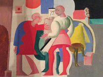 Картина масло — Мебель и интерьер в Москве