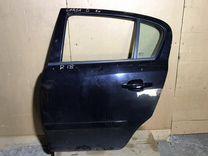 Opel Corsa D дверь задняя левая