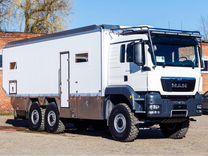 Автодом MAN TGS 33.350 6x6