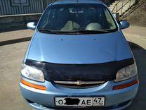 Chevrolet Aveo, 2005 г., Санкт-Петербург