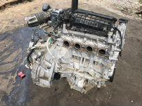 MR20DE 2.0 контрактный двигатель Кашкай J10