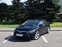 Honda Civic, 2010 г., Москва