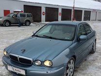 Jaguar X-Type, 2004 г., Москва