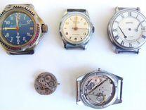На часы запчасти механические продать продать 17 ссср восток цена часы камней