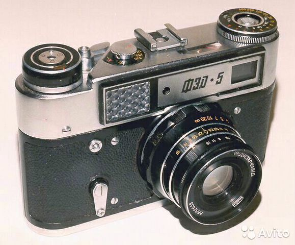 фотоаппарат фэд-5в инструкция - фото 3