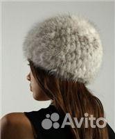 женская норковая вязаная шапка Festimaru мониторинг объявлений