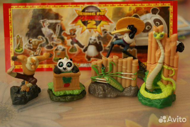 Кунфу панда 2 ави