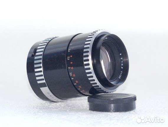 Carl Zeiss Jena Sonnar 135mm f3.5