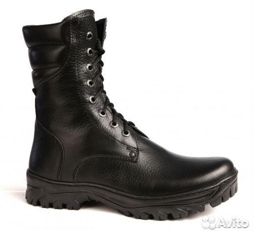fe79128843a0 Зимние берцы - ботинки