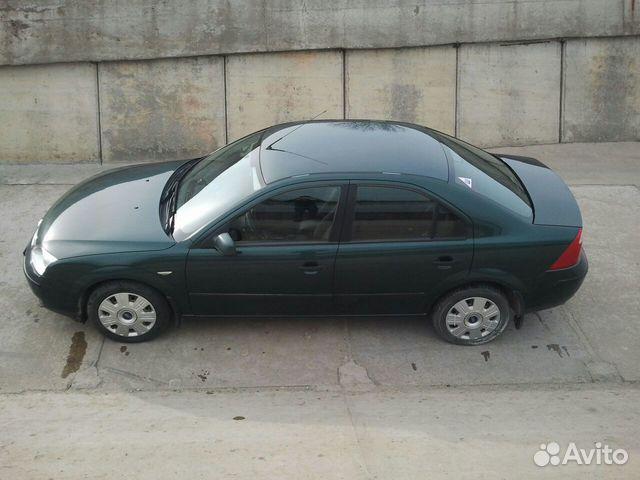 Ford Mondeo, 2004 89616830348 купить 5