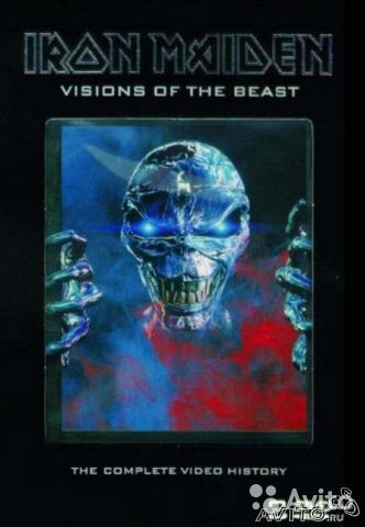 Iron Maiden - Visions of the Beast DVD— фотография №1