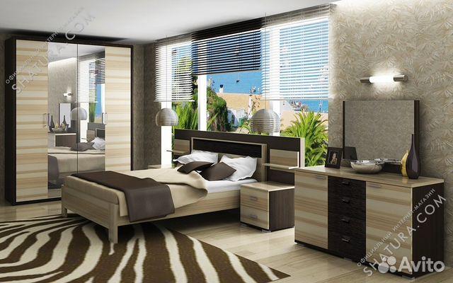 """Спальня """"Бали"""""""