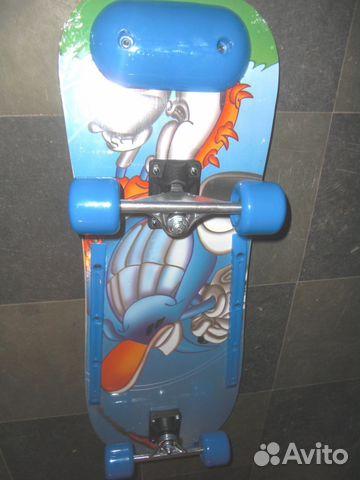 Скейтборд Action