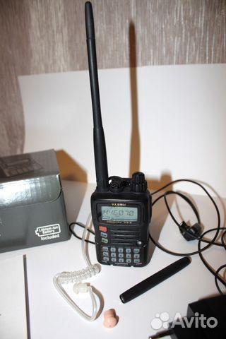 Yaesu VX6R портативная радиостанция  Цена 9900 руб