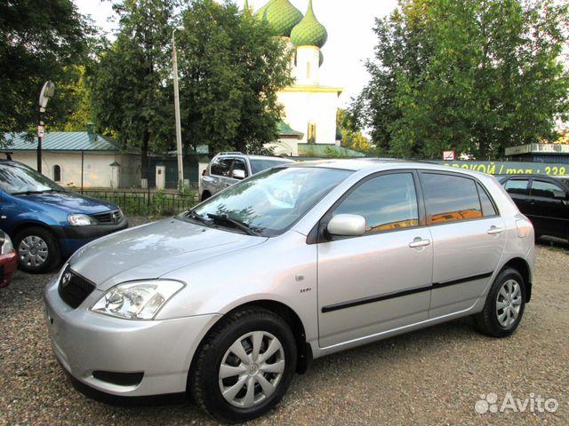 Toyota Королла в ярославле #10
