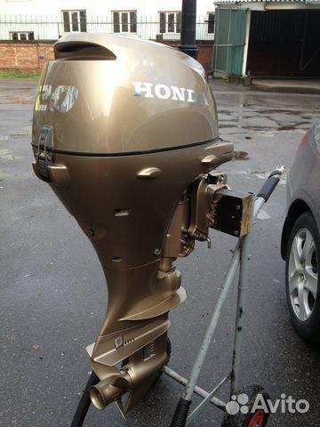 запчасти лодочного мотора хонда в питере
