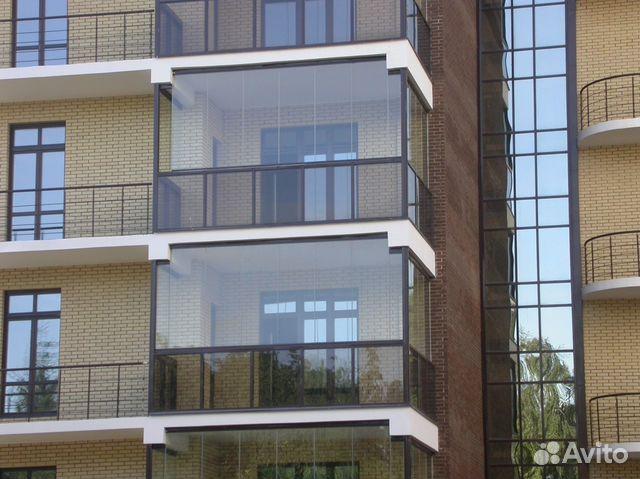 Остекление балкона в хрущевке  Фото и цены