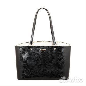 55477d73a760 Новая сумочка на плечо Gaude milano натуральная ко купить в Москве ...