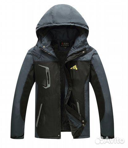 01c01d34fe4 Спортивная куртка мужская мембранная Outdoor купить в Санкт ...
