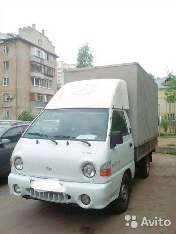 личный hyundai porter работа в москве